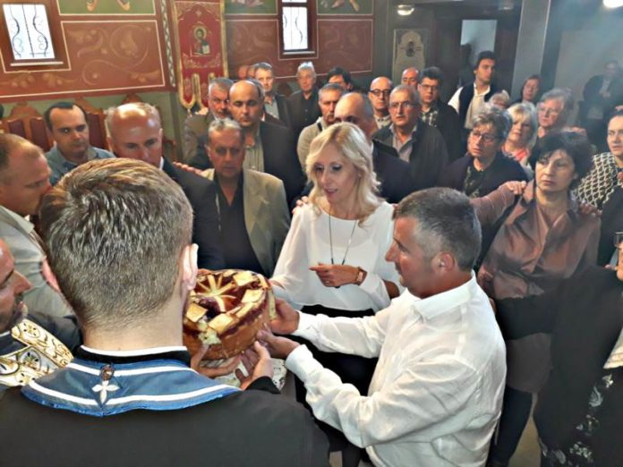 VSNM grada Vukovara krsna slava Miholjdan