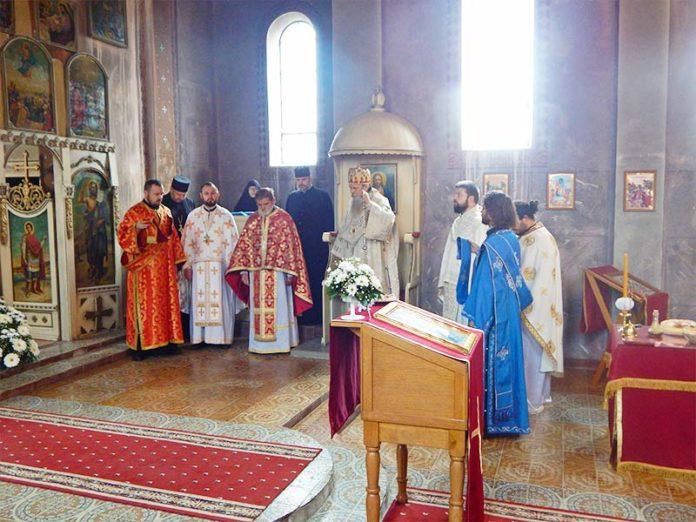 mitrovdan okučani 2018 episkop slavonski jovan