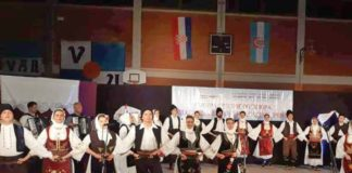 Smotra srpskog folklora Vukovar