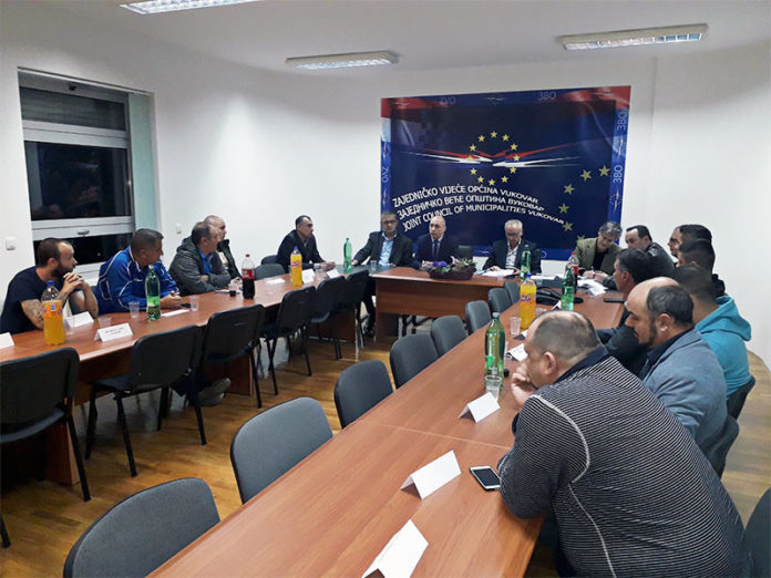 Sportsko društva Srba u Hrvatskoj predstavljeno u Vukovaru