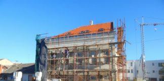 Srpski dom u Vukovaru obnova