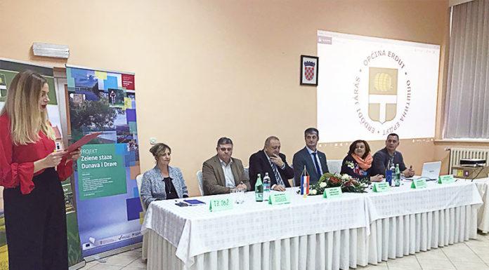 """""""Zelene staze Dunava i Drave"""" Erdut 2018"""