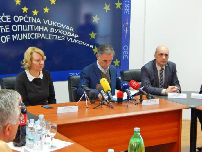 Konferencija Pupovac ZVO SNV ratni zločini