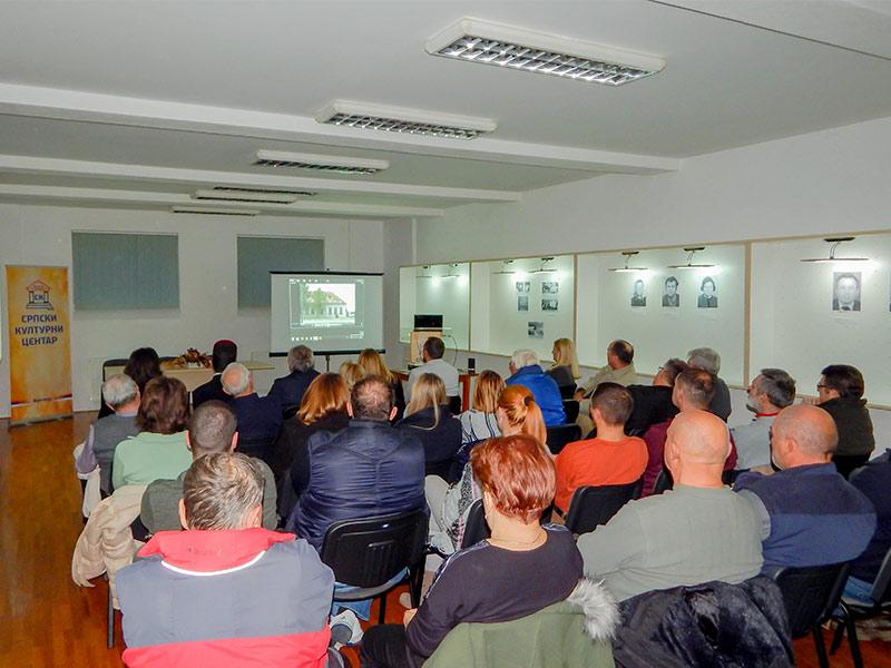 """""""Zločin bez kazne"""" Srpski kulturni centar Vukovar 2018"""