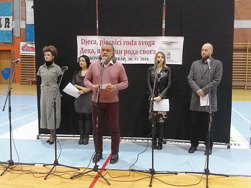 Glumci i pesnici iz Republike Srbije Deca, pesnici roda svoga Vukovar