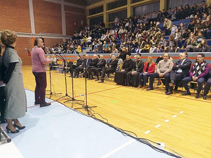 Glumci i pesnici iz Republike Srbije Deca, pesnici roda svoga