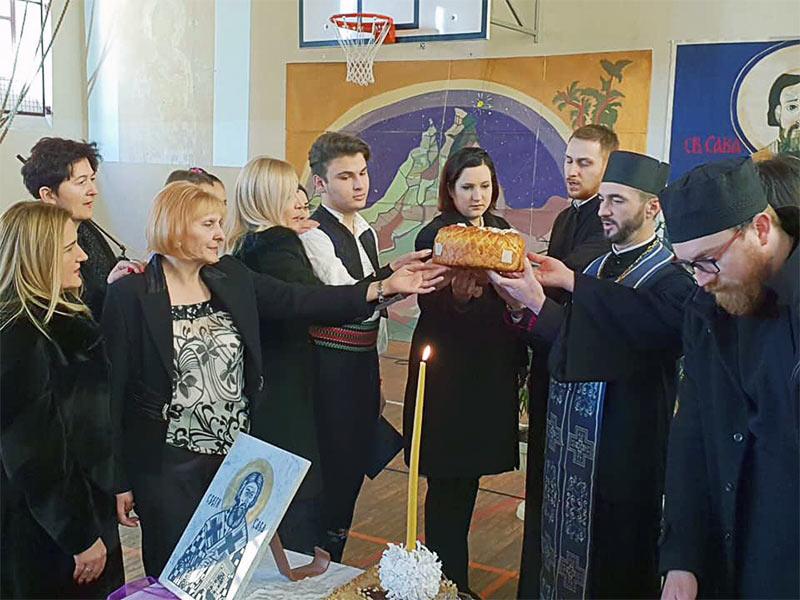Sveti Sava Gimnazija Vukovar