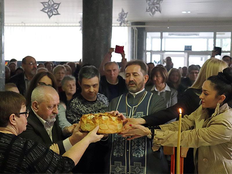 Sveti Sava Osnovna Škola SIniše Glavaševića Borovo naselje Vukovar