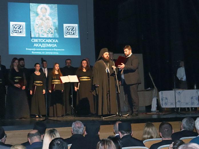 Svetosavska akademija Vukovar episkop Heruvim