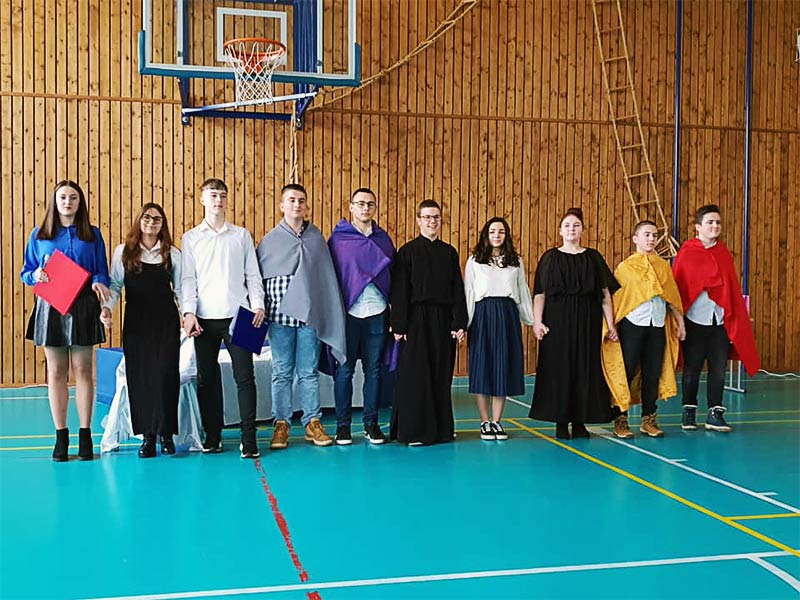 Sveti Sava Tehnička Škola Nikola Tesla Vukovar