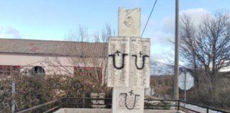 Ustaški grafiti u Polači Polača