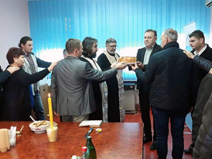 Veće srpske nacionalne manjine Borovo Sretenje slava