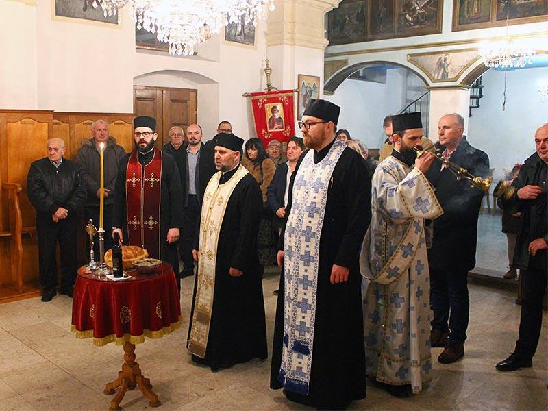Veće srpske nacionalne manjine Trpinja Sretenje slava