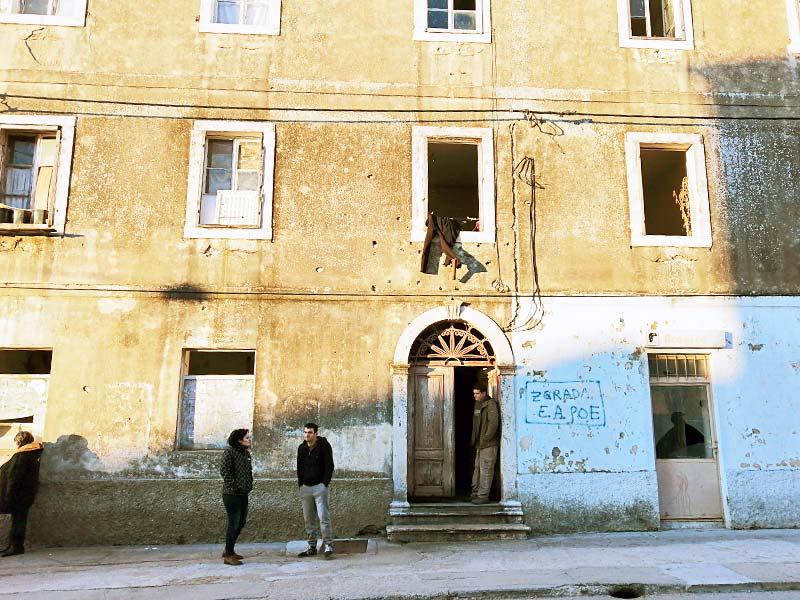porodica Macura Benkovac zgrada