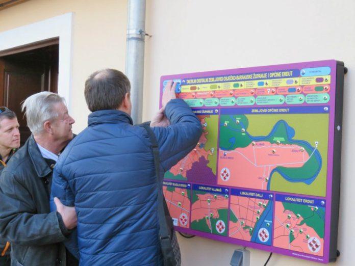 turistička ponude za slepe i slabovidne osobe opština erdut