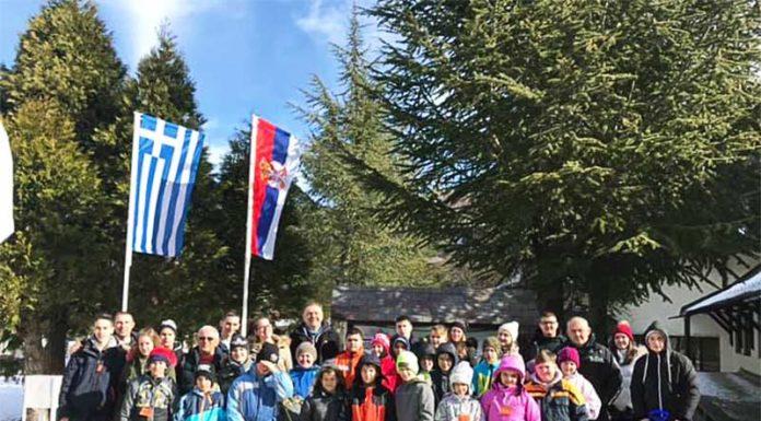 dečiji festival Međunarodni zimski festival dečije rekreacije dečiji festival kopaonik 2019 borovo