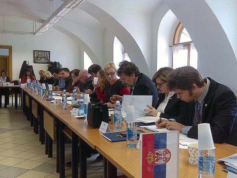 Sastanak-Pakrac manjine u Hrvatskoj i Srbiji