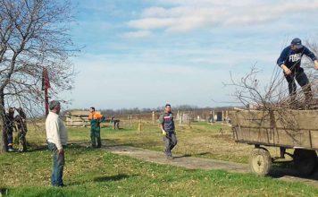 Sremski Čakovci groblje