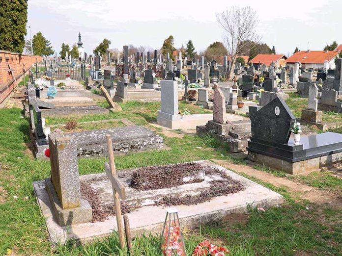 Vukovarsko groblje pravoslavno