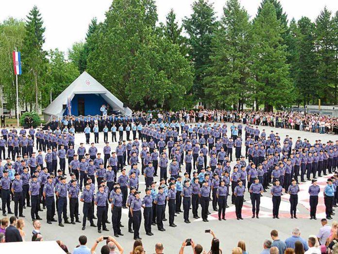 Konkurs za zanimanje policajac kadeti MUP