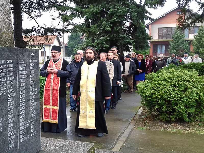Oslobođenje vukovara od fašizma Borovo-partizani