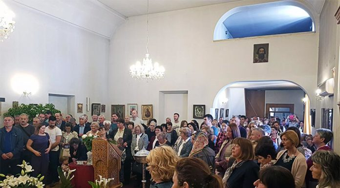 Split liturgija Vaskrs Uskrs