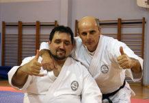 Nemanja Kojčić karate