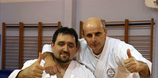 Nemanja Kojčić karate Kolica za Nemanju