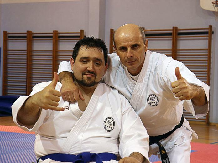 """Nemanja Kojčić karate """"Kolica za Nemanju"""""""