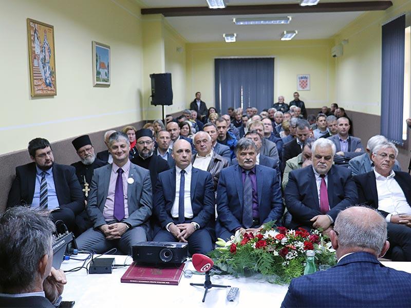 Opština Šodolovci gosti