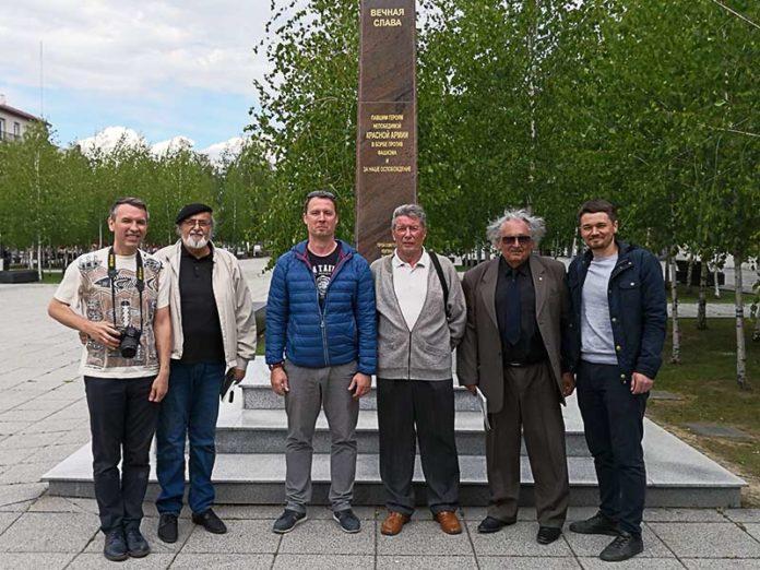Ruska TV u Baranji snima film o ruskim spomenicima u Hrvatskoj