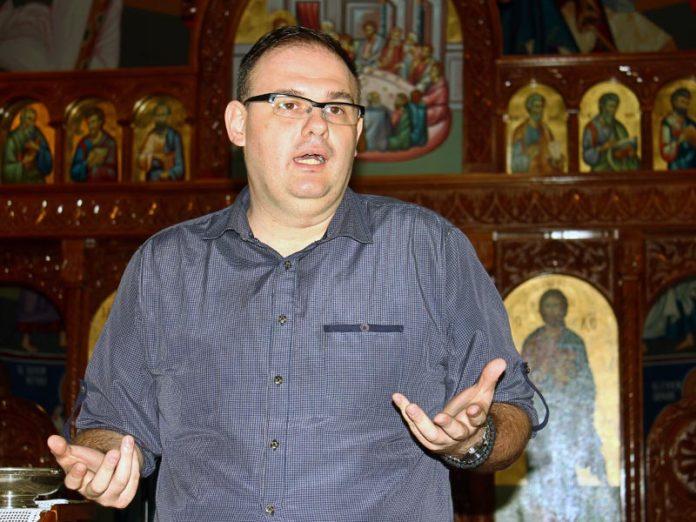 Boris Stojkovski u Osijeku naslovna