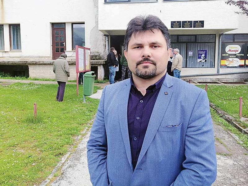Donji Lapac Ilija Obradović