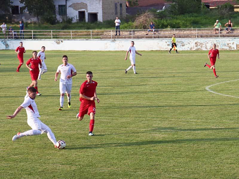 Fudbalska utakmica Tavankut