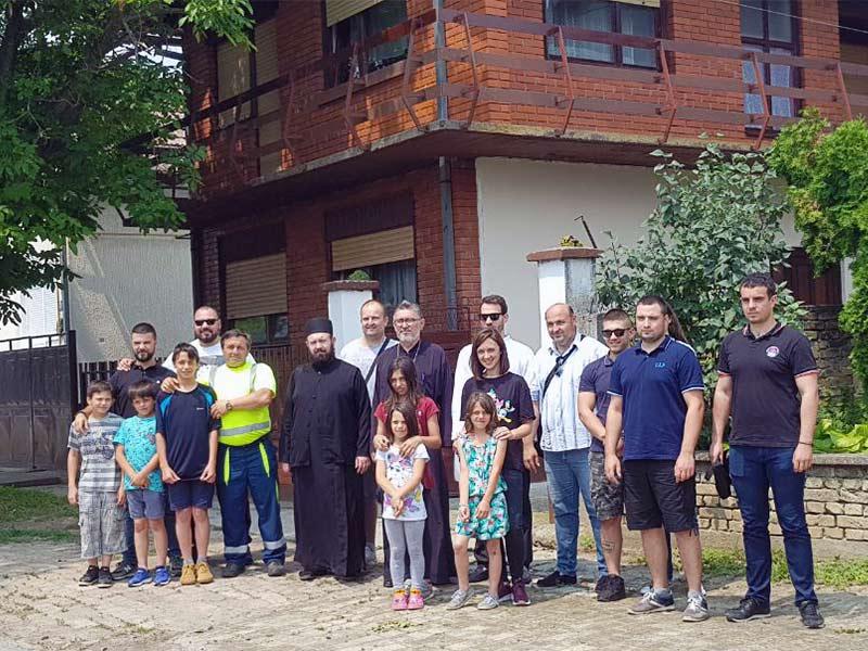 Porodica Varga kuca Srbi za Srbe