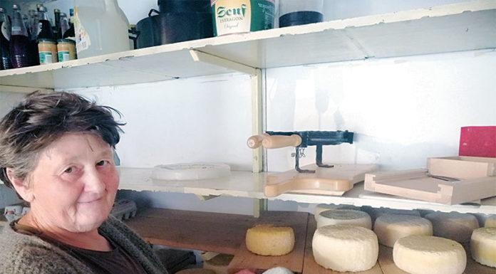 Marica Dubajić donja suvaja zalužje lički sir