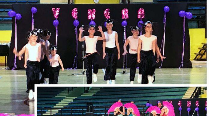 plesna grupa venera Vukovar