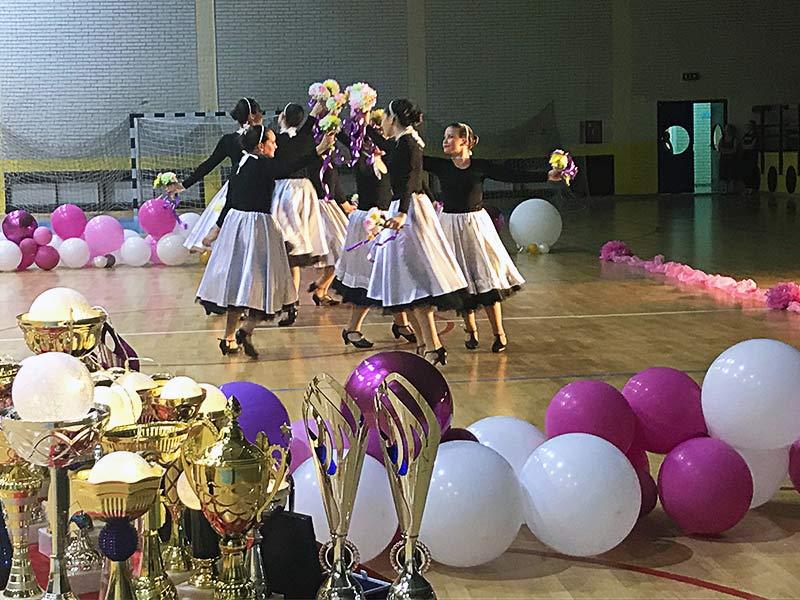 plesna grupa venera Venere nagrade Vukovar