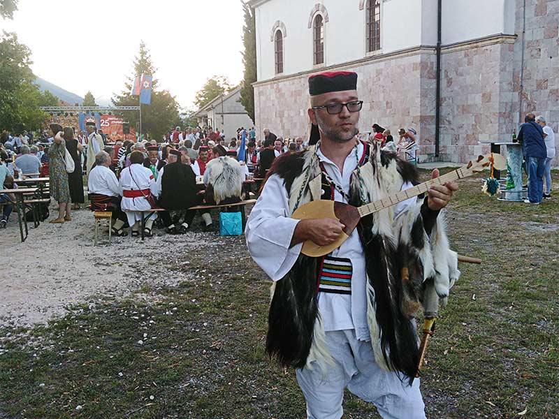 Milan Vašalić Sijelo Tromeđe