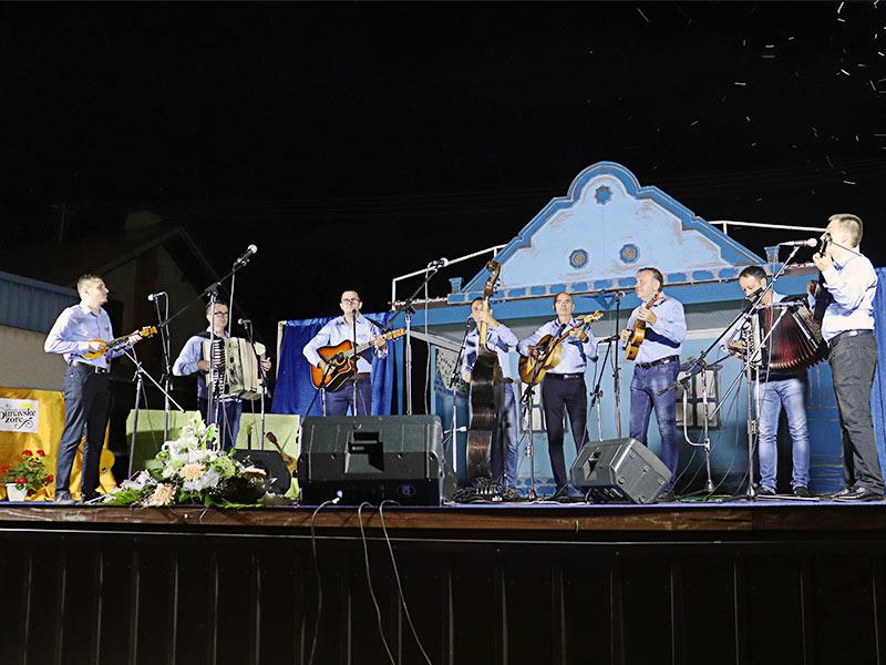 tamburaško veče u Borovu Dunavske Zore