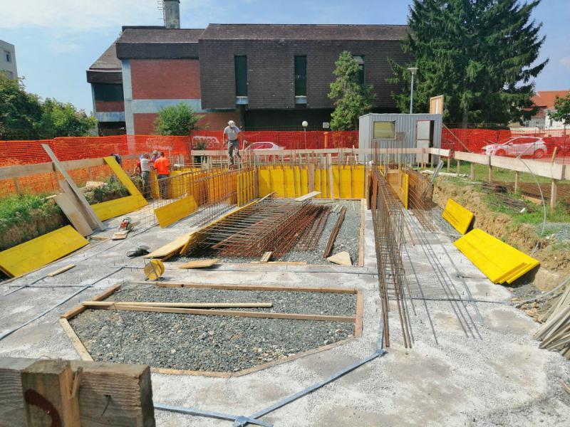 """Hram u Petrinji gradi se uz pomoć zemljaka iz Čikaga Udruženje krajiških Srba """"Prelo"""""""