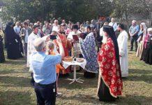 Kućanci 2019. usekovanje glave svetog jovana krstitelja