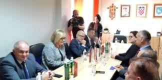 Miloš Vučević u Kninu Marko Jelić naslovna