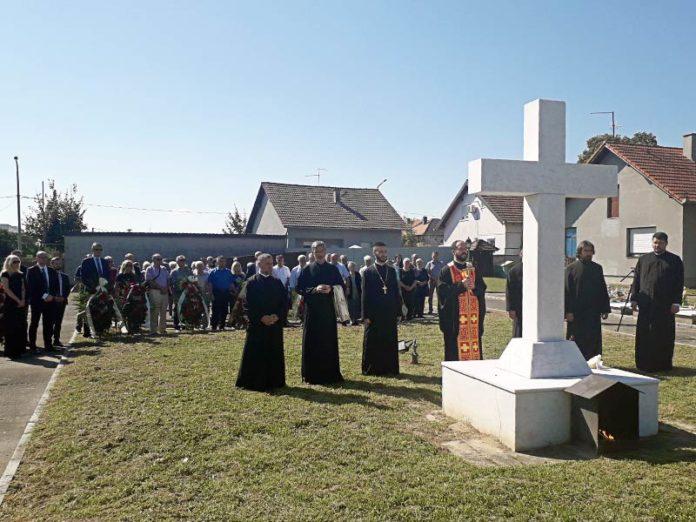 Parastosi za žrtve rata Vukovar Aleja