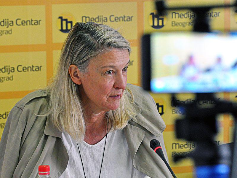 Vesna Teršelić napadi na Srbe u Hrvatskoj