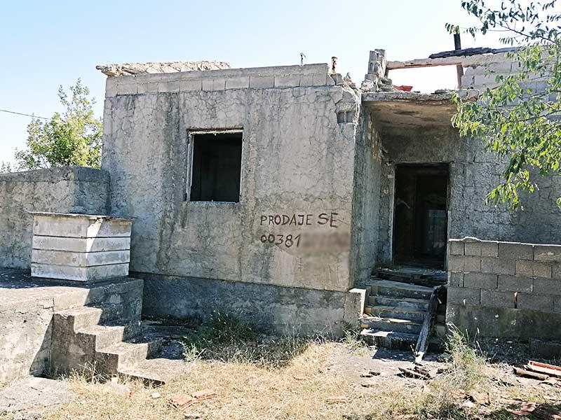 Veljane Biljane Donje prodaje se kuća