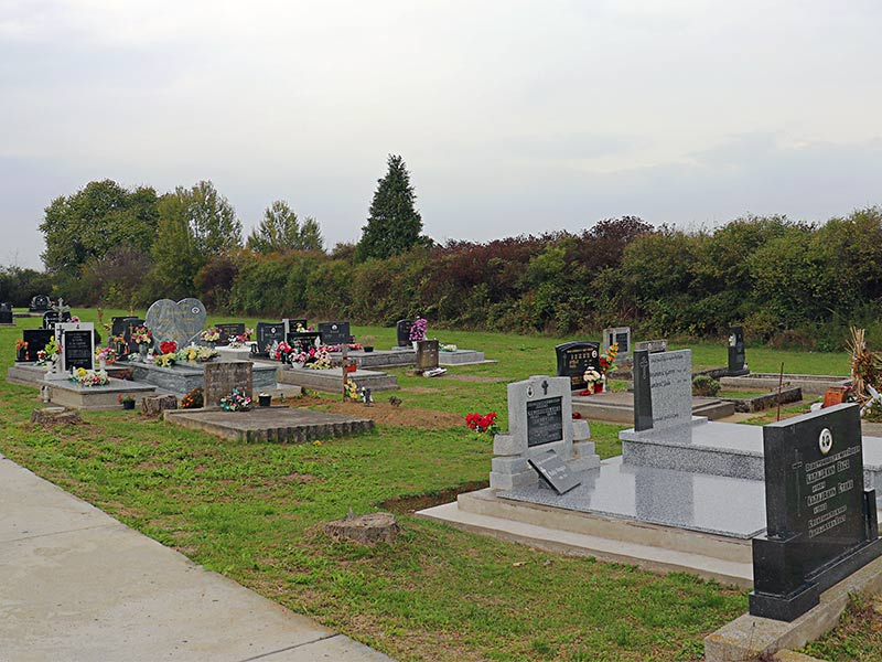 Lipovac groblje