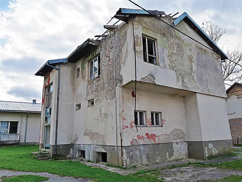 Srb popratna zgrada ambulante