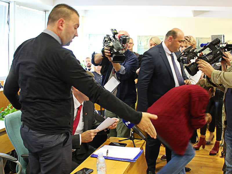 Vukovarsko gradsko veće Marjan Pavliček Srđan Kolar