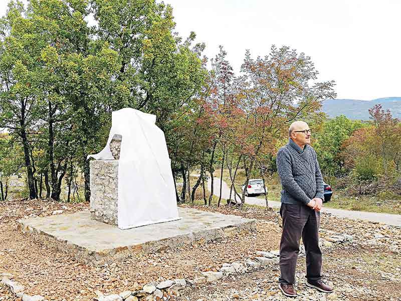 Pliskovo spomenik špiro dmitrović